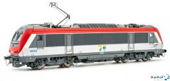 Elektrolokomotive BB 36005 der SNCF rot/graue Farbgebung Epoche V Analog