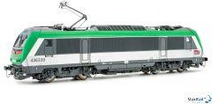 Elektrolokomotive BB 436339 der SNCF grün/graue Farbgebung Epoche VI Analog