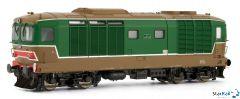 Diesellokomotive D445 1023 1. Bauserie verde/isabella Epoche V