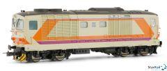 Diesellokomotive D445 1081 3. Bauserie MDVC Lackierung Epoche V