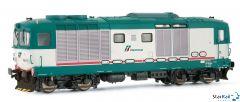 Diesellokomotive D445 1084 3. Bauserie XMPR Lackierung Epoche VI