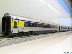 3-teiliges Set FS Trenitalia ETR 610