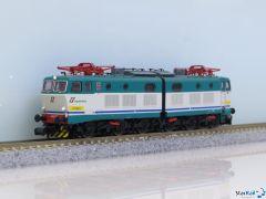 Elektrolokomotive FS Cargo E 655 245 XMPR Epoche VI Analog