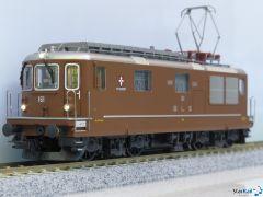 BLS E-Lok Re 4/4 161 Domodossola StarRail-Edition Märklin-System Sound