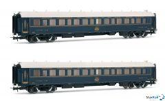 "2-teiliges Set Schlafwagen ""Venice Simplon Orient Express"" Innenbeleuchtung Ep. IV-V"