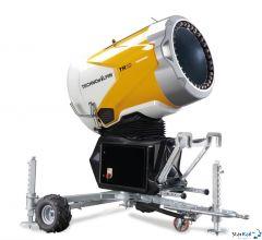 TECHNOALPIN TR10 Schneekanone auf Unterwagen