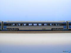 X2000 Zwischenwagen 2. Klasse UB2 2709 Ursprungslackierung