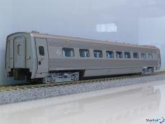 Zwischenwagen 2. Klasse UB2 2826 grausilber