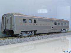 Zwischenwagen Bistro URB2 2608 grausilber