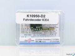 Decoder ICE 4 Ergänzung 1x Motordecoder