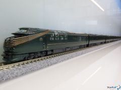 10-1570 10-teiliges Set Twilight Express Mizukaze Serie 87