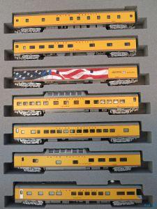 7-teiliges Set UP Excursion Train