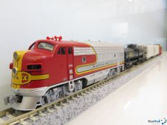 106-6271 Santa Fe F7A Güterzugset DCC Digital