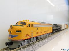 106-6272 Union Pacific F7A Güterzugset DCC Digital