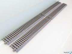 2-150 Gerades Gleis 246 mm 4 Stück