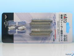 20-043 Anschluss-Doppelgleis 62 mm
