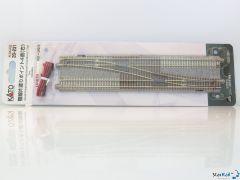 20-231 Doppelgleis mit 2x Weiche rechts 248 mm