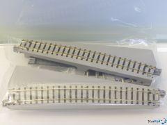 20-286 Gleis-Erweiterungs-Set (gebogen) für Elektrische Drehscheibe