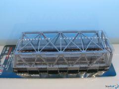 20-437 Kastenbrücke zweigleisig 248 mm