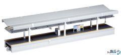 23-150 Vorstädtischer Bahnsteig DX A - zweiseitig