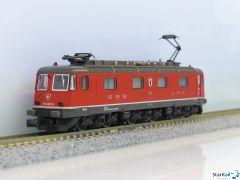 E-Lok SBB Re 620 11629 mit Klimaanlage