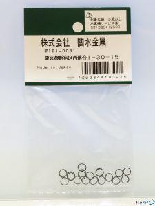Z01A4012 N Haftreifen-Satz Ø 4 mm 20 Stück