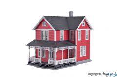 H0 Schwedenhaus rot
