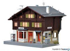 Bahnhof Litzirüti inkl. Hausbeleuchtungs- Startset