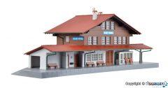 Bahnhof Blausee Mitholz BLS