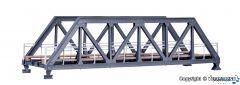 Stahl-Vorflutbrücke, eingleisig