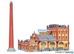 Kühlhaus und Anlieferung Brauerei Feldschlösschen