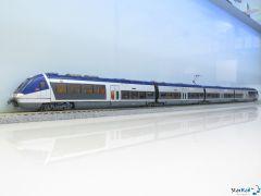 Set SNCF ZGC Z 27591 Sound