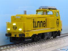 Diesellok Bm 840 Marti AG Tunnel