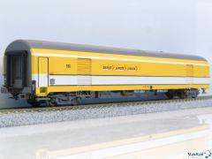 Schweizer Postwagen Z 598 ex PTT France