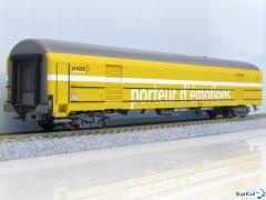 Schweizer Postwagen Z 595 ex PTT France
