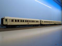 3-teiliges Set CIWL Schlafwagen WL S1 für Ägypten
