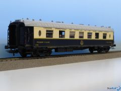 Personenwagen CIWL Pullman WP 4162 1934 II