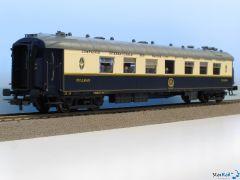 Personenwagen CIWL Pullman WPc 1968 IIIc