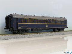 Schlafwagen CIWL WL ZT IIIb
