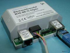 RM-88-N-O-G Rückmeldemodul 16-fach mit Optokopplern