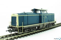 Diesellok DB BR 212 ozeanblau elfenbein