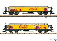 Coca-Cola® Aussichtswagen