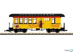 Coca-Cola® Halbgepäckwagen