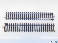 2x Übergangsgleis K-Gleis - M-Gleis