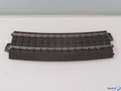 C-Gleis Gebogenes Gleis R2 15°