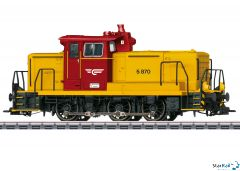 Diesellokomotive Baureihe Di5