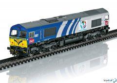 Diesellokomotive Class 66 SNCF Fret Benelux