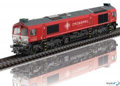 Diesellokomotive Class 77 CROSSRAIL Sound Rauch