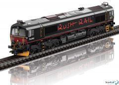 Diesellokomotive Class 66 Rush Rail
