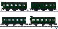 Abteilwagen-Set SNCF